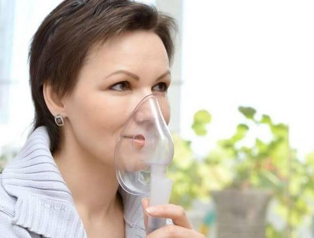 Ингаляции с физраствором при насморке для детей и взрослых