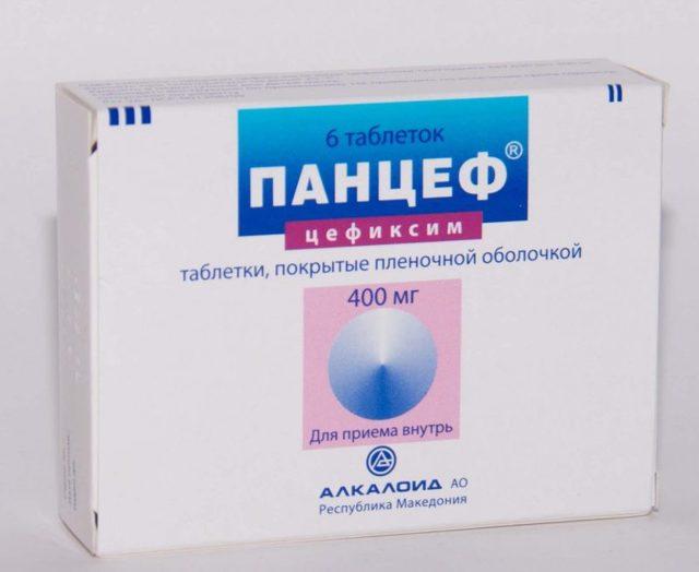 Панцеф: инструкция по применению для детей и взрослых, аналоги антибиотика