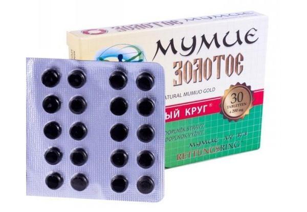 Мумие алтайское: инструкция по применению, дозировки, противопоказания и побочные действия