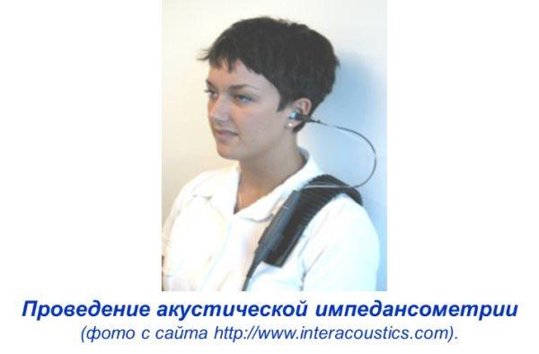 Импедансометрия уха (тимпанометрия): типы и расшифровка результатов