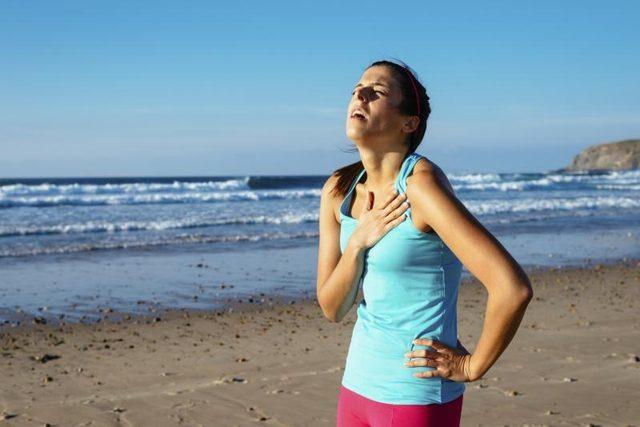 Кашель после бега: причины у взрослых и детей, что предпринять, профилактика