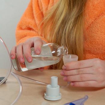 Ингаляции при гайморите и синусите небулайзером в домашних условиях: можно ли делать?