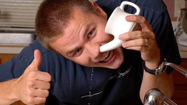 Чем промывать нос при гайморите в домашних условиях