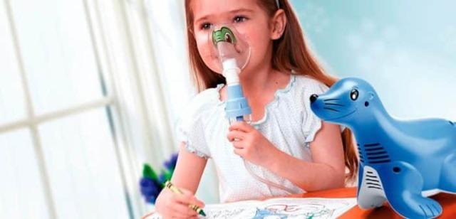 «Фурацилин» для ингаляций небулайзером детям и взрослым: дозировки и показания