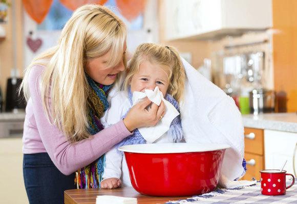 Ингаляции до еды или после: через какое время можно кушать ребенку и взрослому