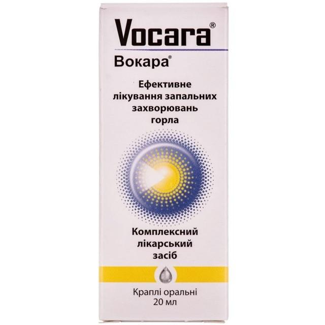 «Вокара»: инструкция по применению, состав и форма выпуска, аналоги