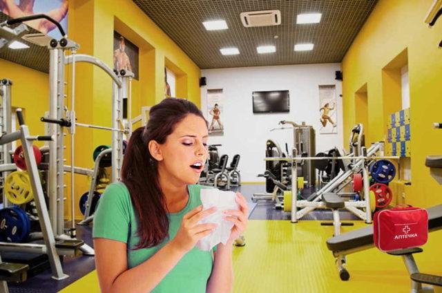 Когда после ангины можно заниматься спортом и сколько нельзя, упражнения для горла