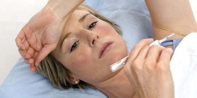 Сколько при ангине держится температура у ребенка и взрослого?