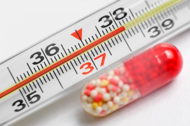 Температура при гайморите: может ли быть и сколько дней держится