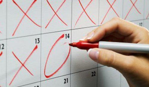 Месячные после прижигания эрозии: когда начинаются, сколько дней идут