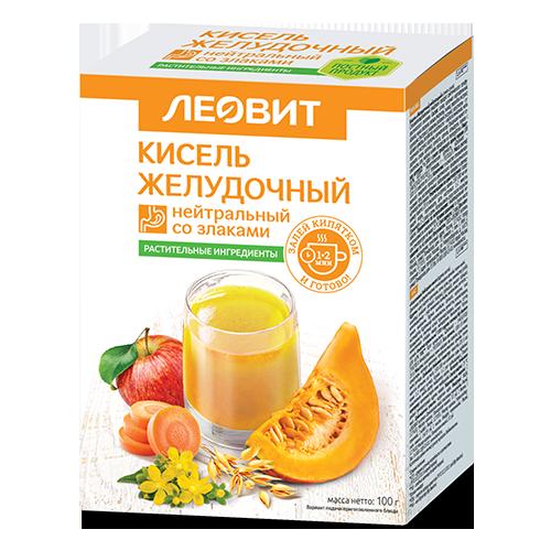Кисель желудочный: полезные рецепты, отзывы о препарате «Леовит»