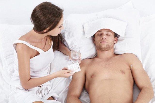 Зачатие и беременность при простуде