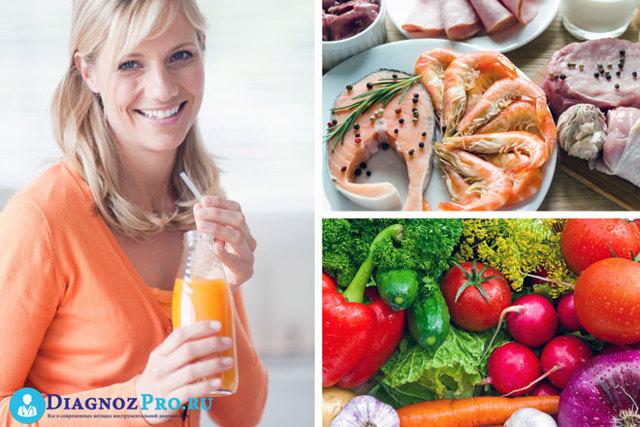 Диета после лапароскопии кисты яичника: что и когда можно есть, правильное питание, меню