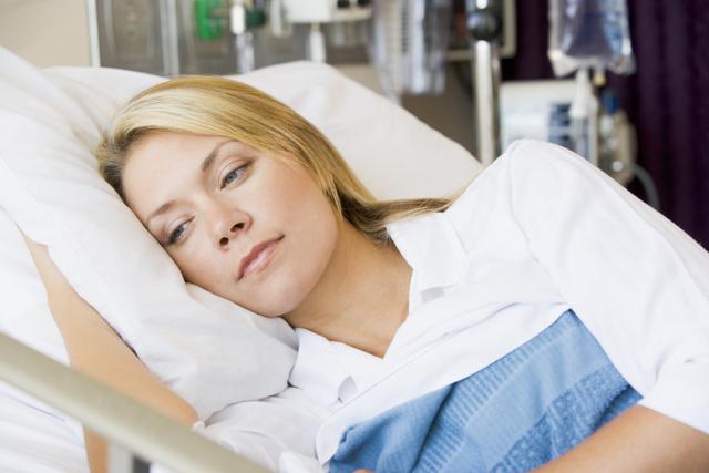 Симптомы пузырного заноса после выскабливания