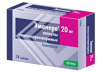 Эманера: инструкция по применению, аналоги лекарства, отзывы, цена в Москве