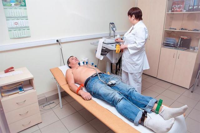 Как делают ЭКГ (кардиографию сердца) женщинам, зачем проводится кардиограмма