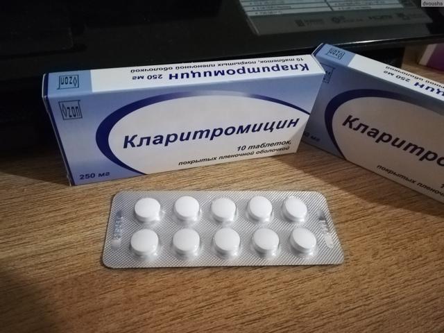 Антибиотики при язве желудка: основные схемы лечения, применяемые средства