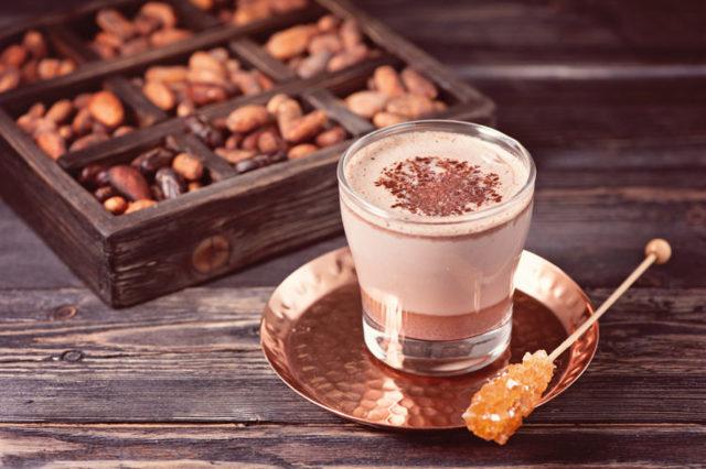 Какао при гастрите: можно ли пить, негативное влияние, правила употребления