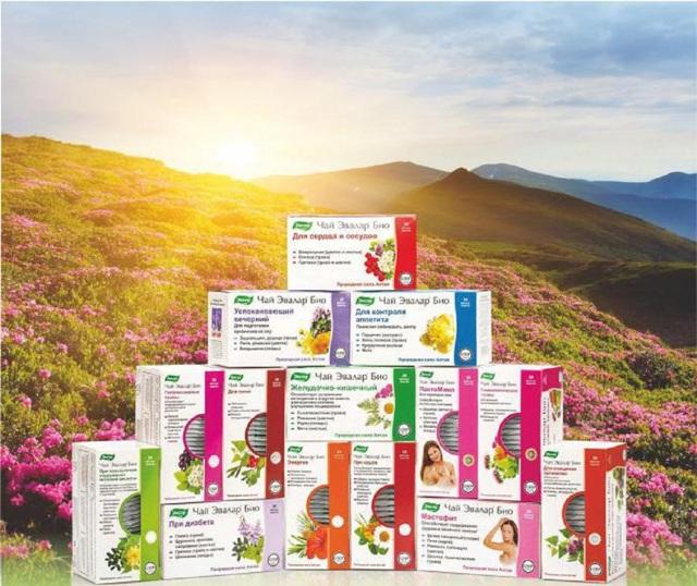 Чай Эвалар био желудочно-кишечный: инструкция по применению, отзывы, цена