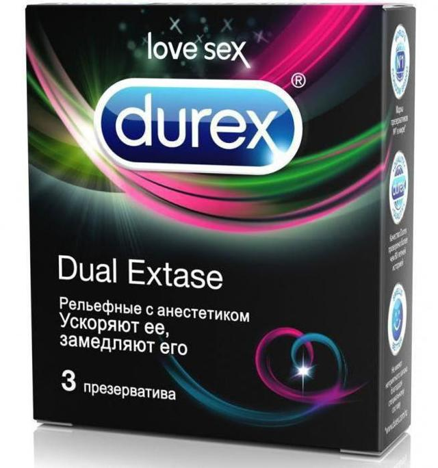 durex dual extase: отзывы девушек и мужчин о презервативах, цена