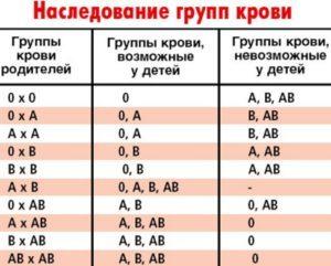 Самая редкая группа крови у человека: какая она и от чего зависит