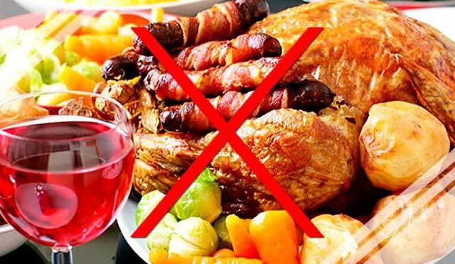 Диета при геморрое с кровотечением: питание, что нельзя есть, как питаться